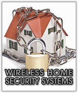 Wireless Home Security Alarm Systems Chesterfield